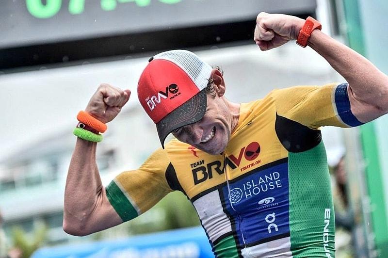 Tim Don entra nella storia Ironman: 7:40:23