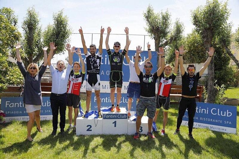 2017-05-14 Sportur Triathlon Sprint Cervia