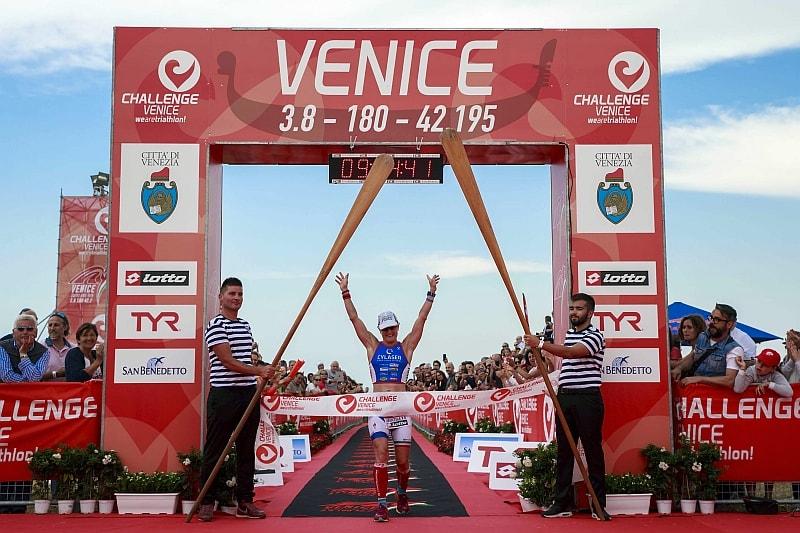 Martina Dogana al Challenge Venice!