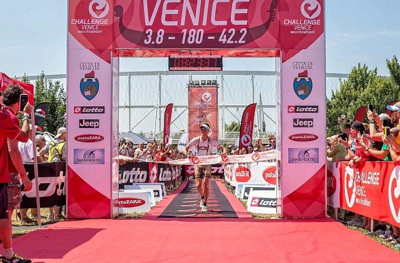 Lukas Kramer è il vincitore del Challenge Venice 2017 (Foto ©José Louis Hourcade)