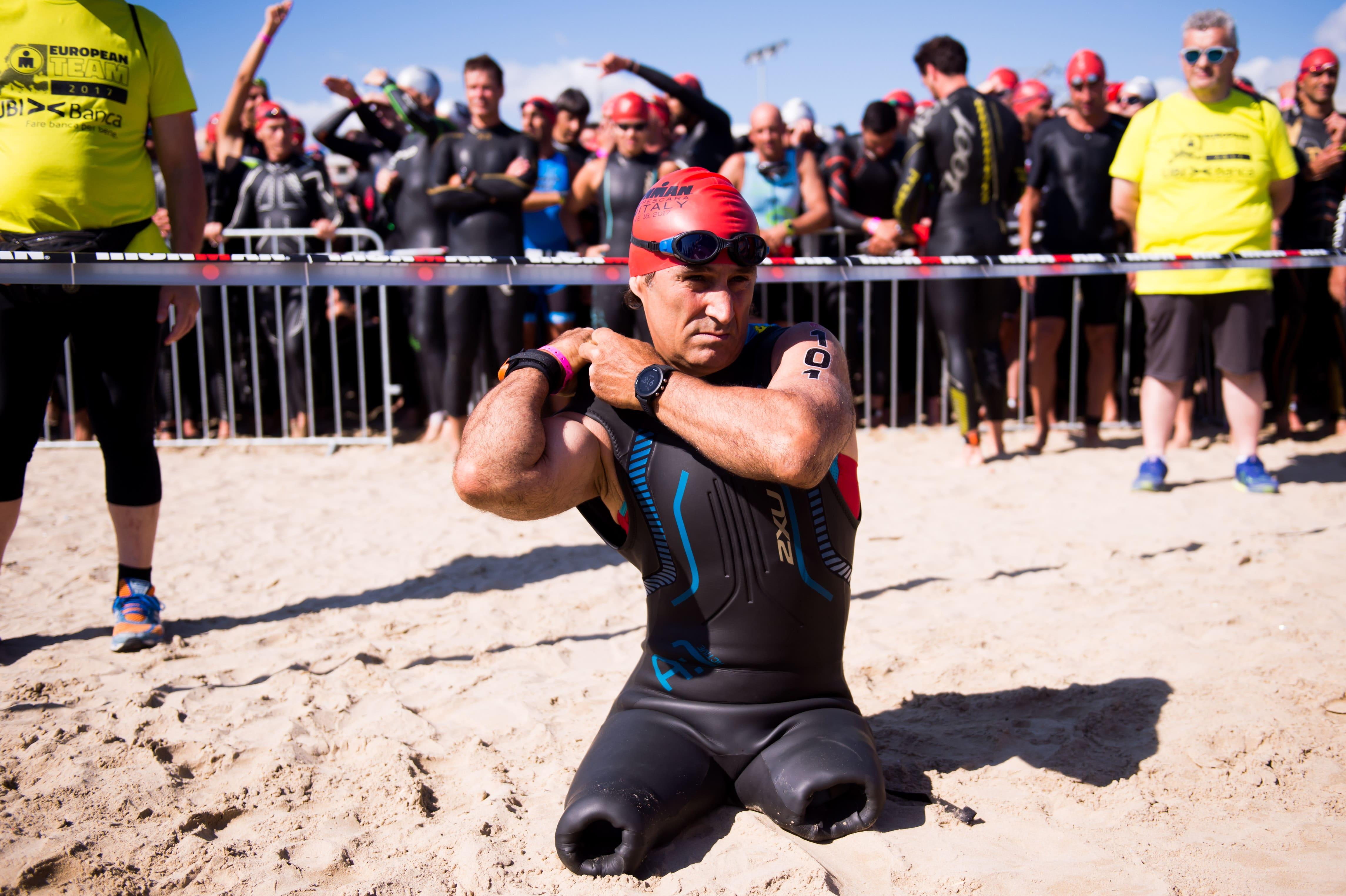 Alex Zanardi e il Triathlon! (1^ parte)
