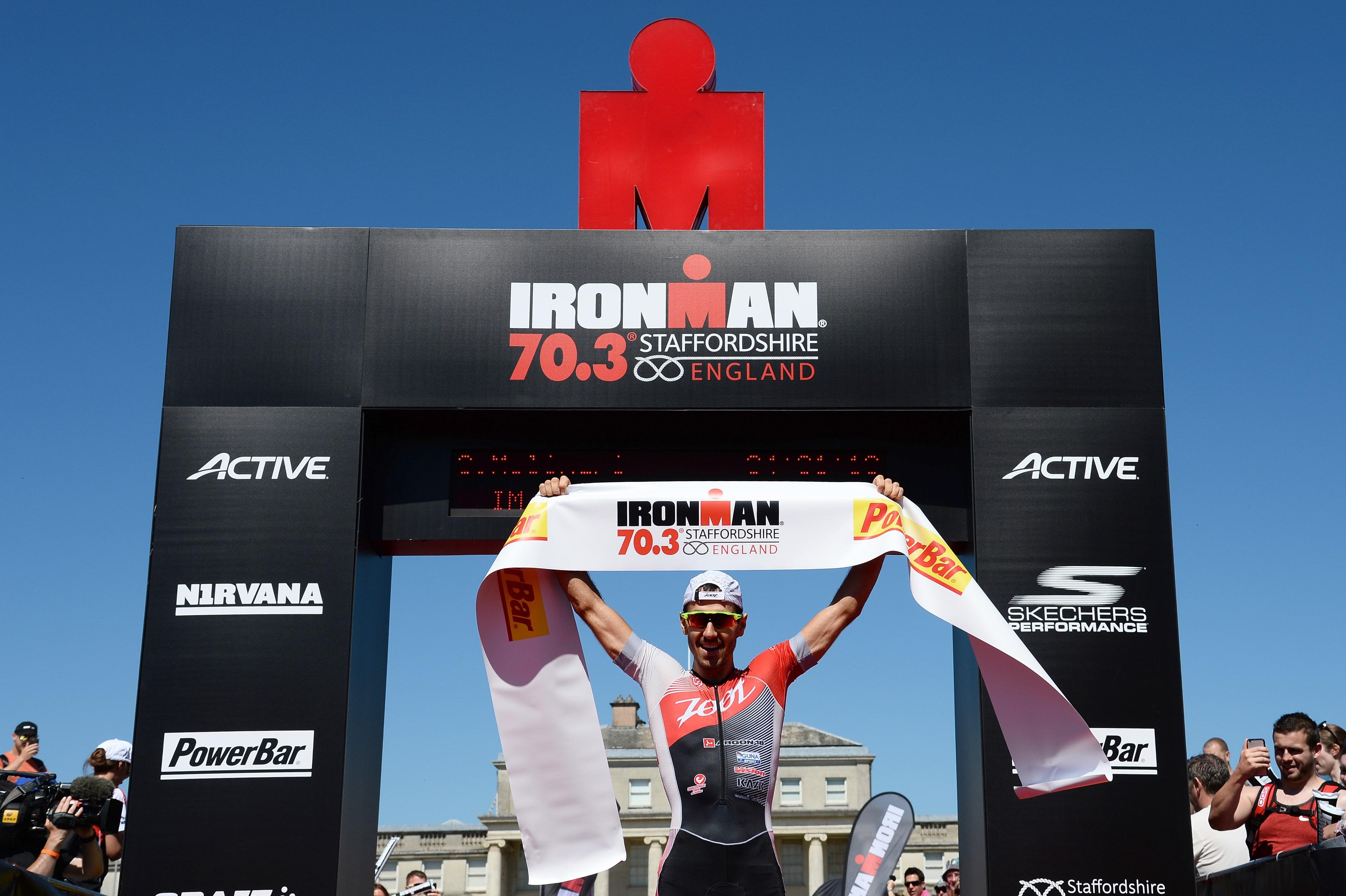 Anche Giulio Molinari vola a Kona, Ironman Hawaii!