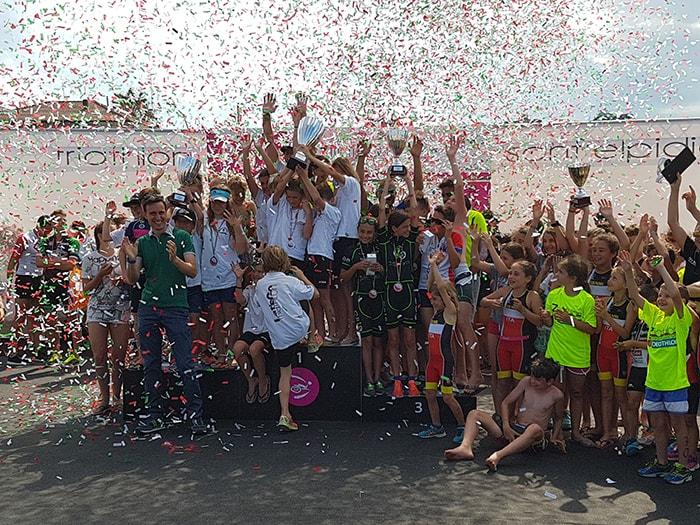Speciale Festival Triathlon Giovanile Porto Sant'Elpidio