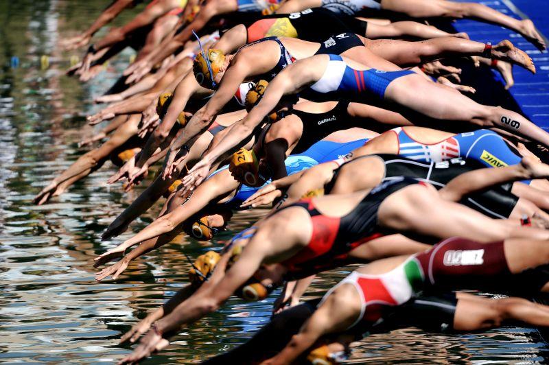 2017 Tiszaujvaros ITU Triathlon World Cup: gli azzurri in finale