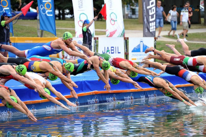 2017 Tiszaujvaros ITU Triathlon World Cup: oggi le finali