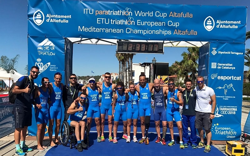 2017-07-02 ITU Paratriathlon World Cup Altafulla