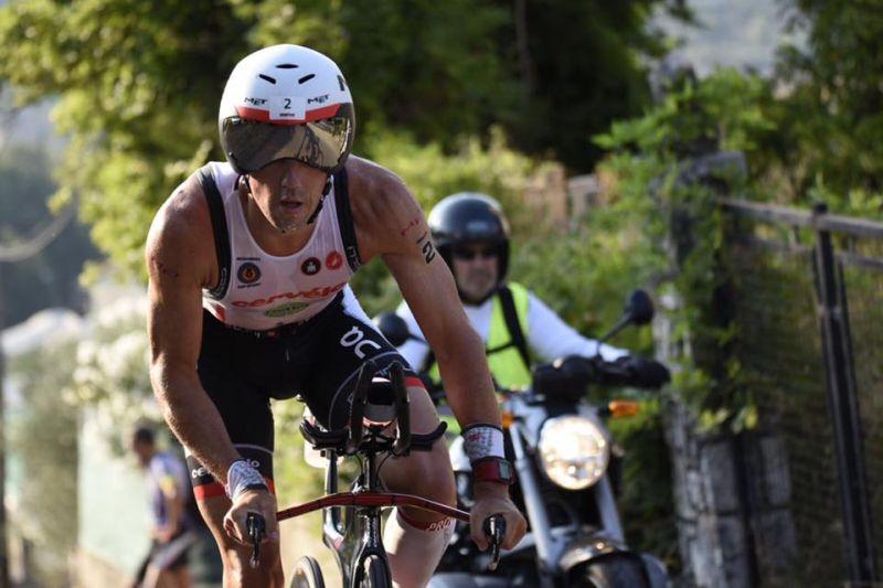 Ironman France 2017: i top 8 alla fine dei 180K in bici