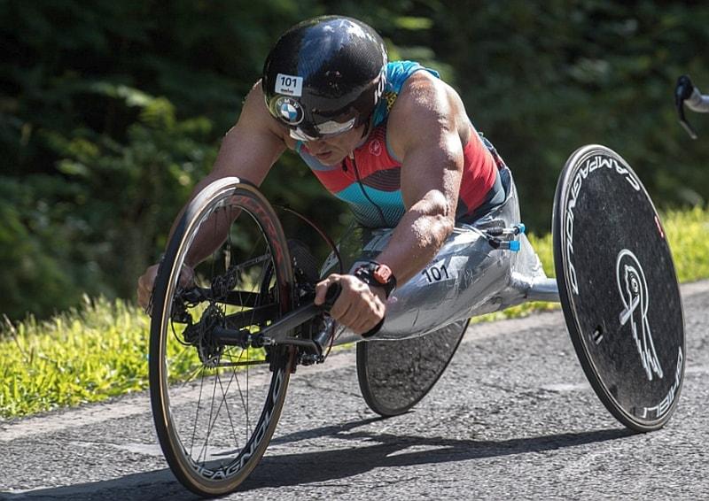 Alex Zanardi e il Triathlon! (2^ parte)