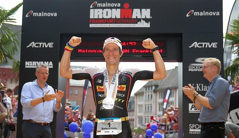 2017-07-09 Ironman European Championship Frankfurt #ITAFinisher