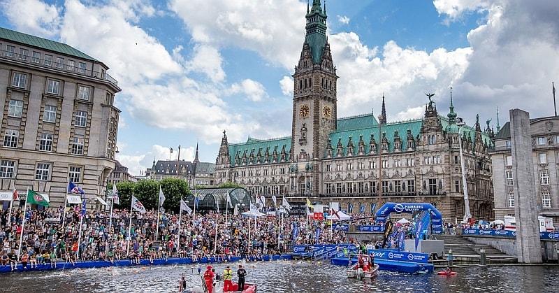 Tutte le info dell'Hamburg Wasser World Triathlon