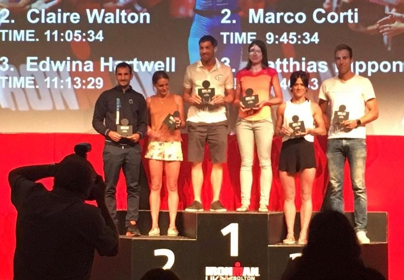 Marco Corti protagonista all'Ironman UK: vola di nuovo a Kona!
