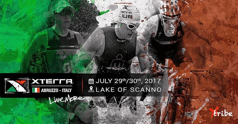 10 giorni al via di XTERRA Abruzzo Italy a Scanno
