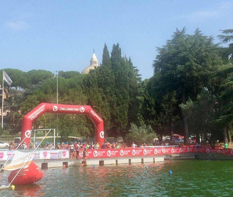 Challenge Roma 753 Triathlon Sprint: vittoria di Fioravanti e Mallozzi