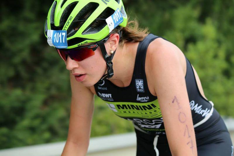 Santini TriO Senigallia olimpico: la più veloce è Elisa Marcon