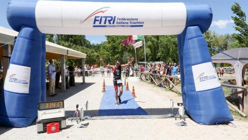 2017-07-16 Triathlon Sprint Lago di Chiusi