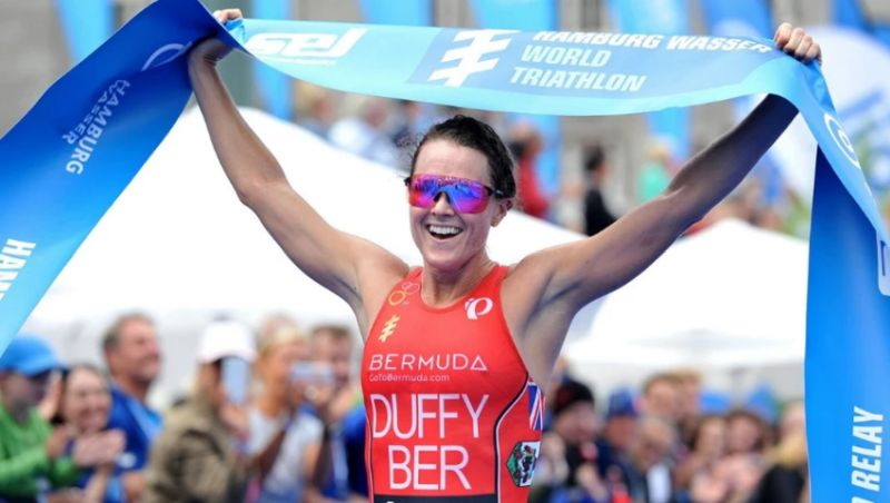 ITU World Triathlon Hamburg: la regina è Flora Duffy