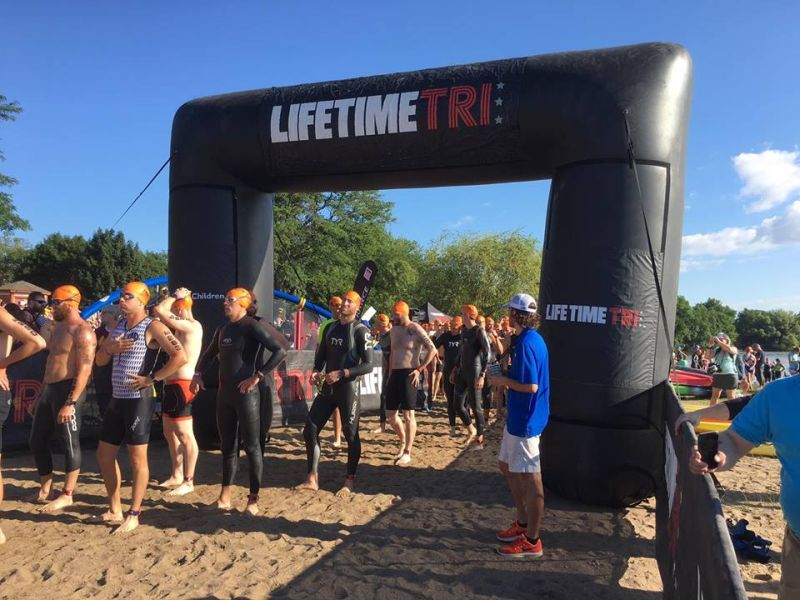 2017-07-08 Life Time Triathlon Minneapolis