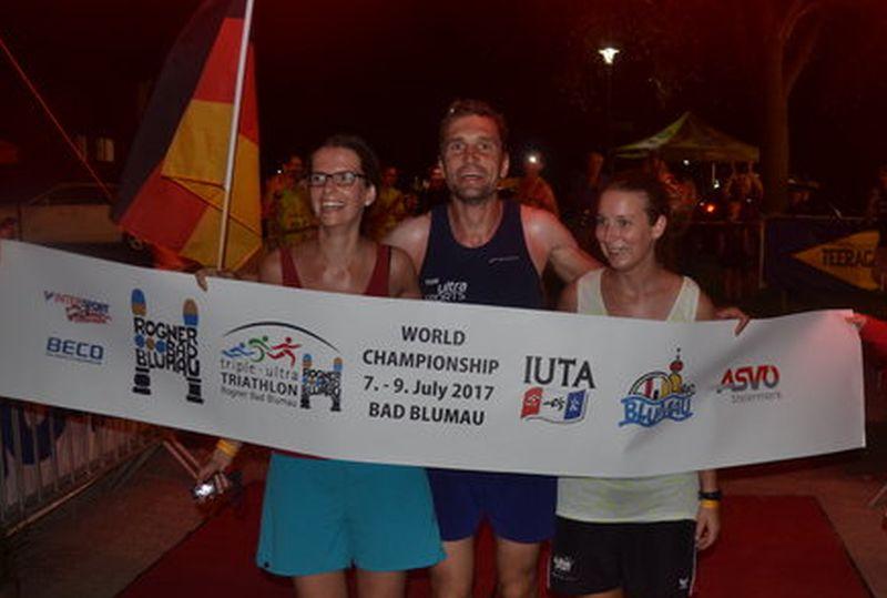 2017-07-06/09 IUTA World Cup Race Triple Ultra Triathlon