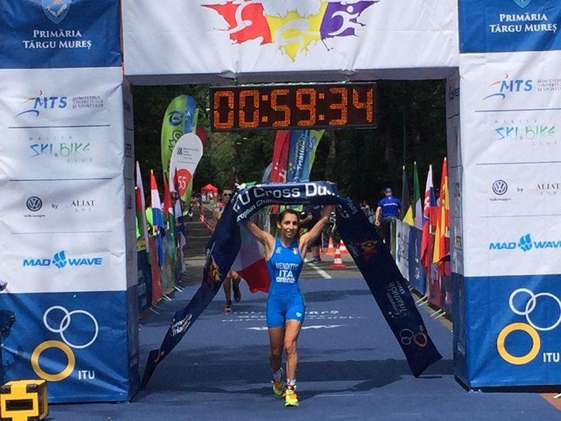 2017 ETU Cross Duathlon Junior European Championships: tripletta azzurra!
