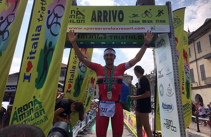 2017-07-30 Aronamen 112.9 Triathlon