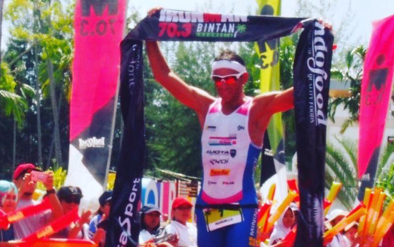 2017-08-20 Ironman 70.3 Bintan