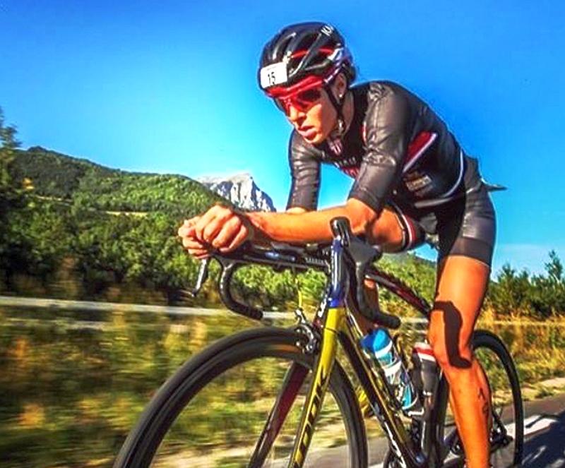 Aggiornamento Embrunman: dopo 137 km di bici, Charlotte Morel e Marcel Zamora sono in testa