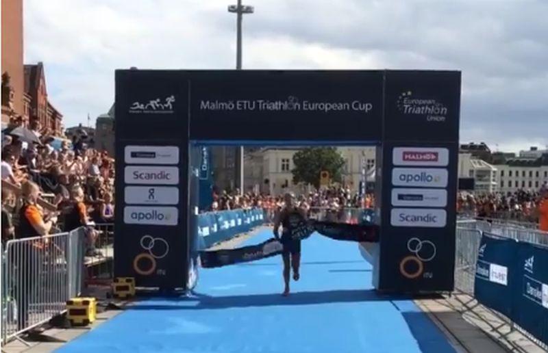 Malmo ETU Sprint Triathlon European Cup: vince Guerard, Schanung è seconda!