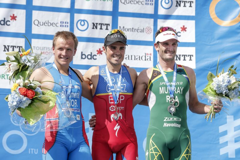 2017-08-05/06 ITU World Triathlon Montreal