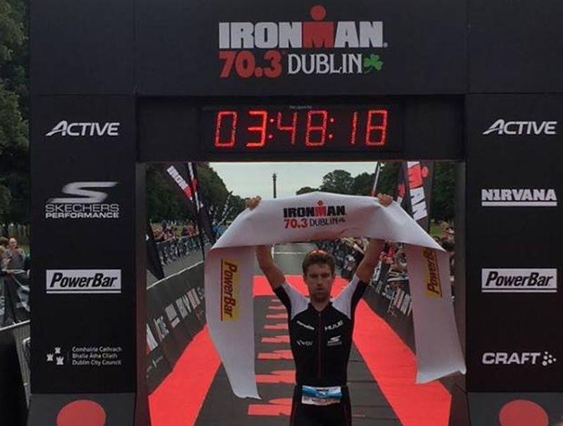 2017-08-20 Ironman 70.3 Dublin