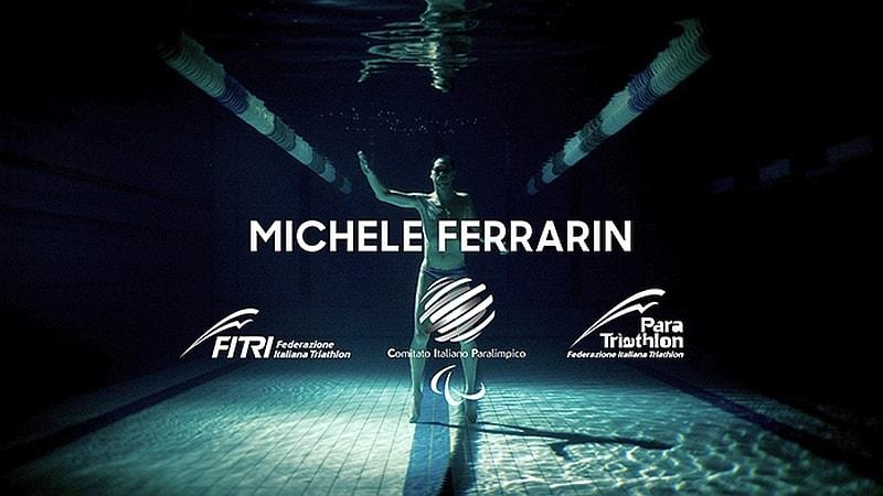 Michele Ferrarin si racconta in un video