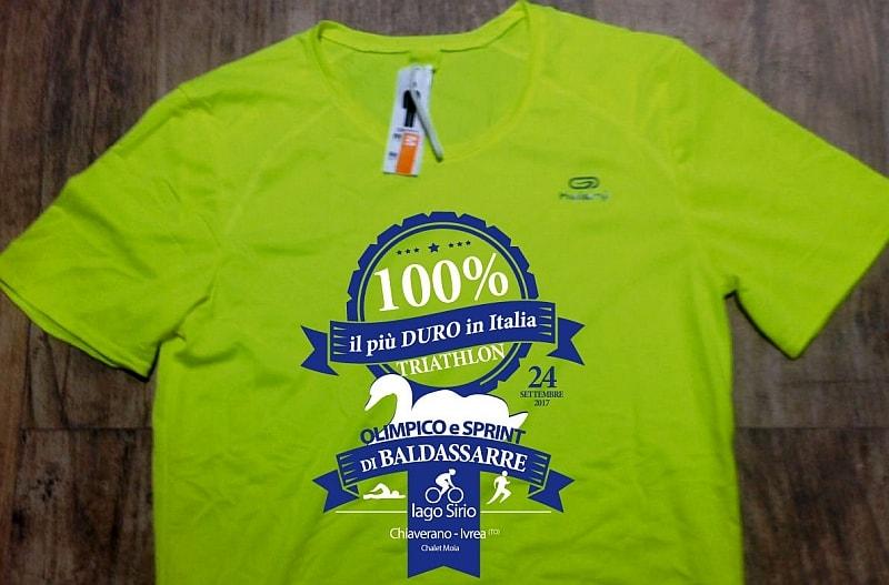 Meno di 1 mese al Triathlon di Baldassare, il più duro!