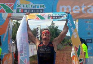 L'americana Suzie Snyder vince l'XTERRA Mexico 2017 (Foto ©XTERRA)