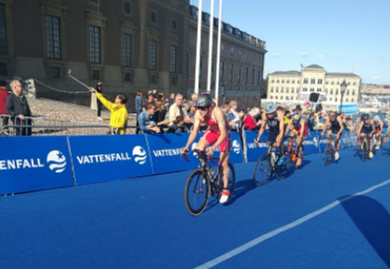 LIVE – ITU World Triathlon Stockholm Men: Brownlee guida il gruppo, Mola a +1′ in T2