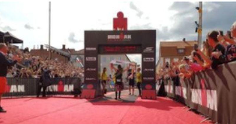 Ironman Sweden: Clemente Alonso-McKernan è tuo!