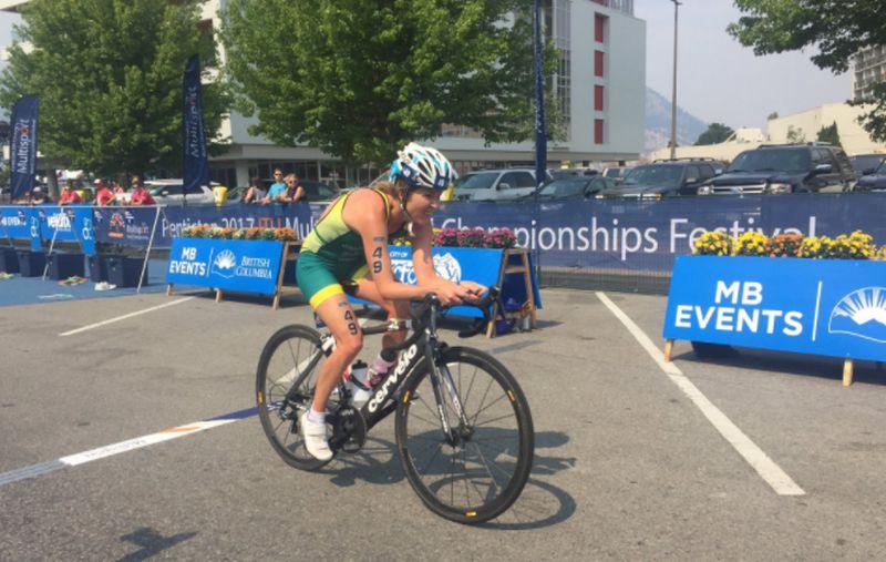 ITU Duathlon World Championships: Sheedy-Ryan prima a 5K dal traguardo