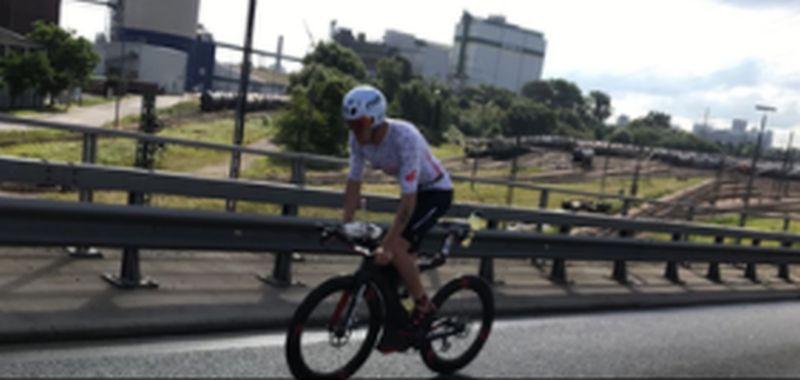 Ironman Hamburg: dopo 120K in sella