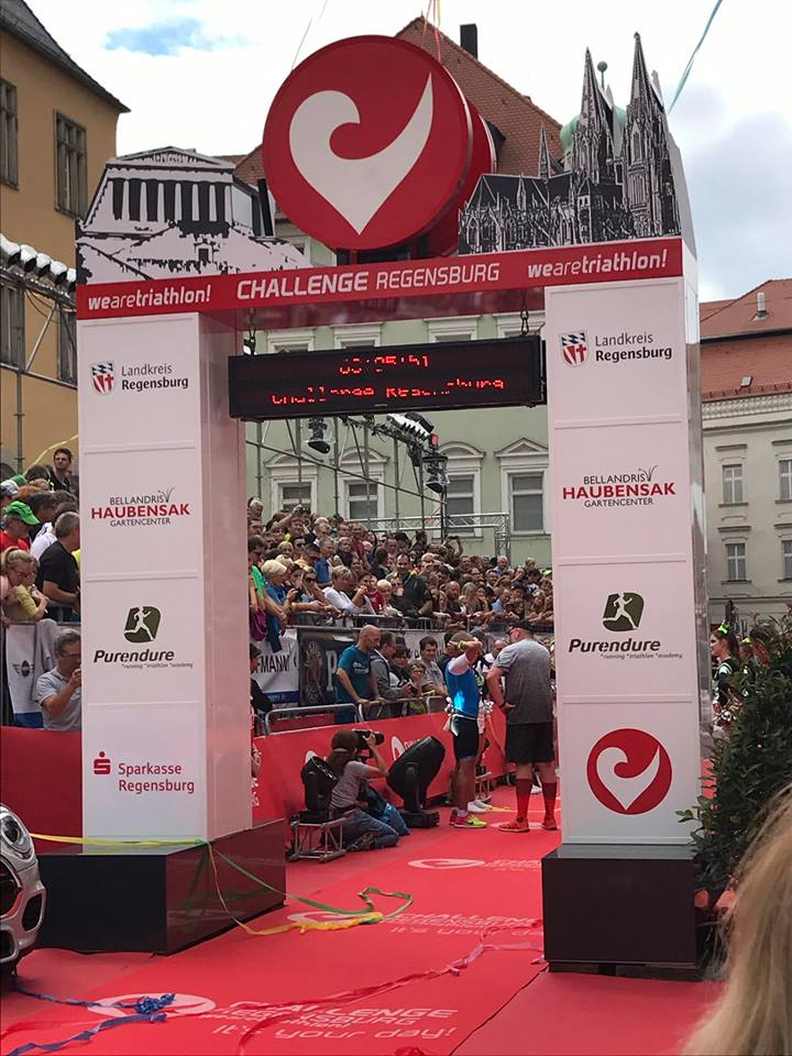 Challenge Regensburg: alla fine è Raphael!