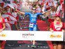 Laura Philipp vince l'Ironman 70.3 Zell am See-Kaprun 2017 (Foto ©Marcel Hilger)
