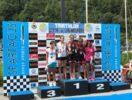 Le top 5 del Triathlon Sprint di Valmadrera 2017: Camila Makre, Brenda Rosso, Marta Talpo, Miriam Montuori e Alice Maggio (Foto ©Spartacus Events)