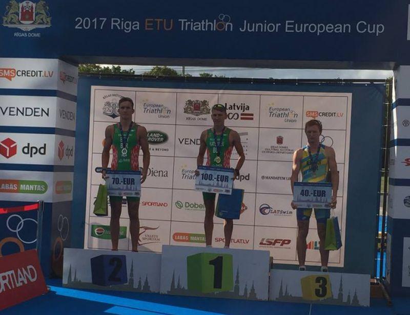 2017-08-13 Riga ETU Triathlon Baltic Championships