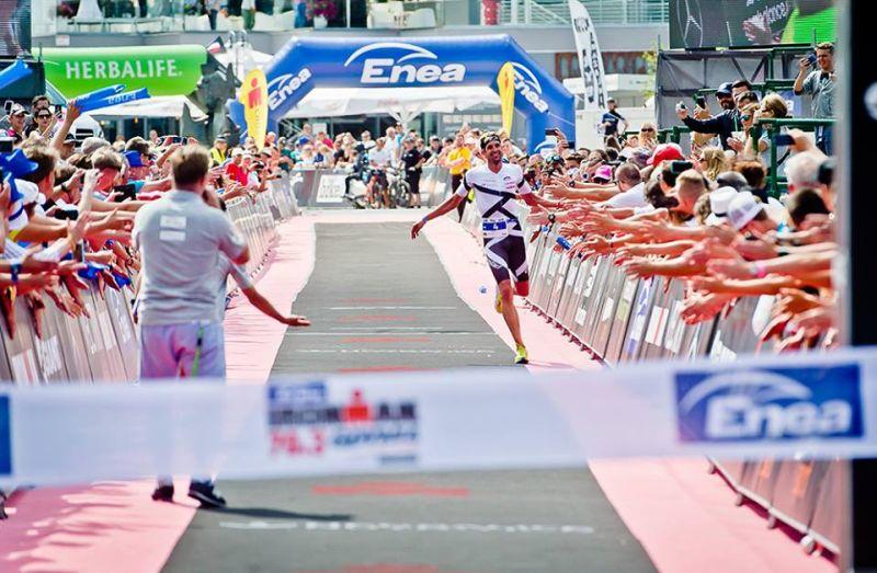 2017-08-06 Ironman 70.3 Gdynia
