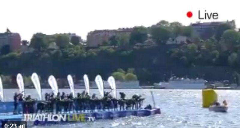 LIVE – ITU World Triathlon Stockholm Women: Duffy, Learmonth e Zaferes dopo il nuoto