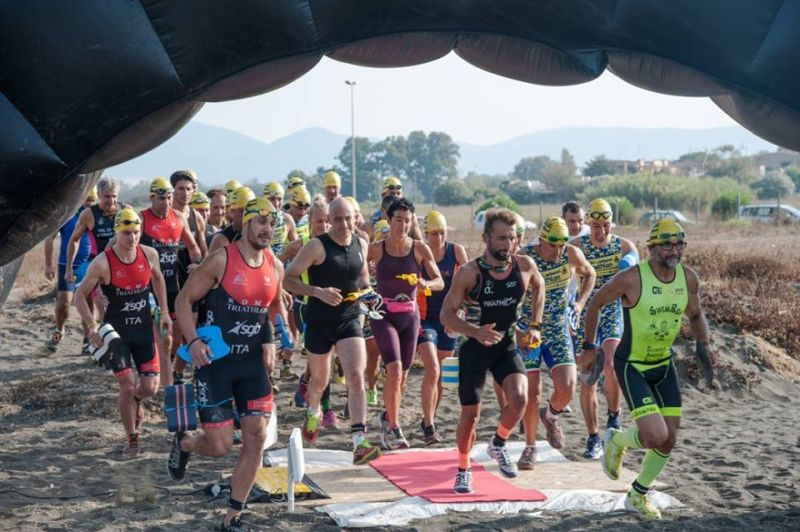 Calendario Italian Swimrun Series 2018