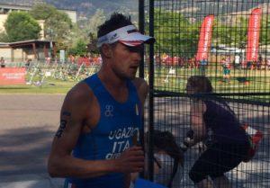 Marcello Ugazio regala un'altra ottima prestazione all'ITU Penticton Cross Triathlon World Championship 2017: è secondo! (Foto ©FITri)