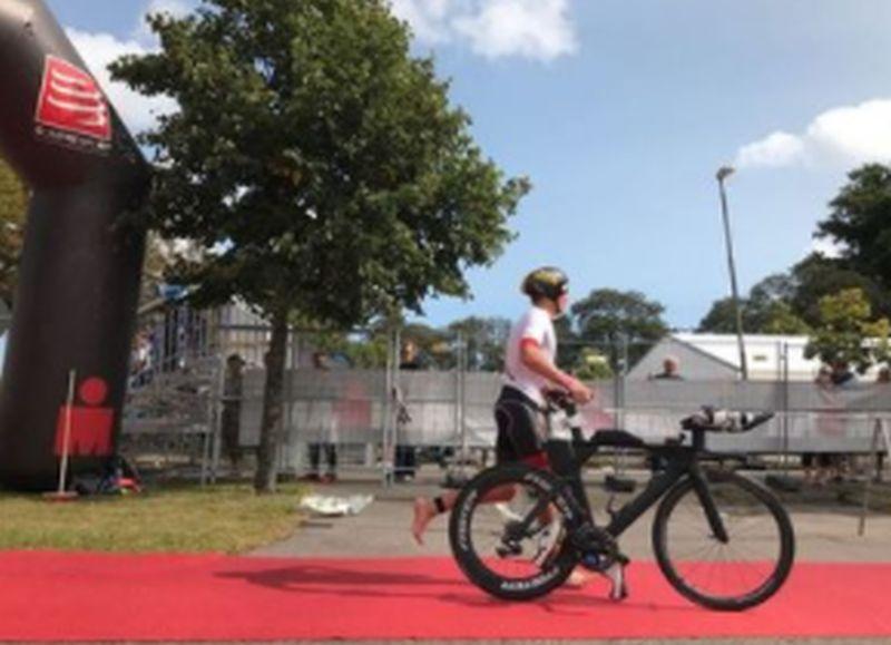 Ironman Sweden, è maratona: Wurf sempre più al comando