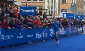 L'azzurra Alice Betto è 12^ nell'ITU World Triathlon Grand Final Rotterdam 2017 (Foto ©F.I.Tri)