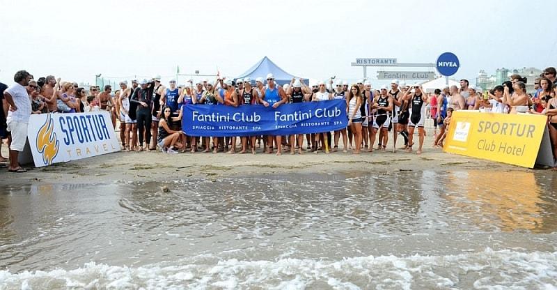 Presso il Fantini Club il triathlon è di casa