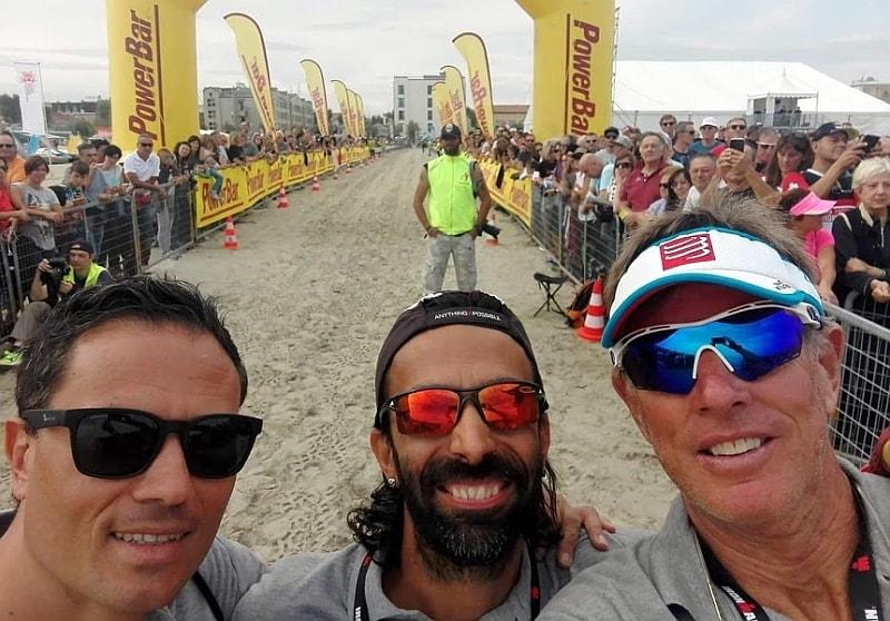 Pronti per accogliere i 2.500 cavalieri del 1° Ironman Italy Emilia Romagna allo swim out!