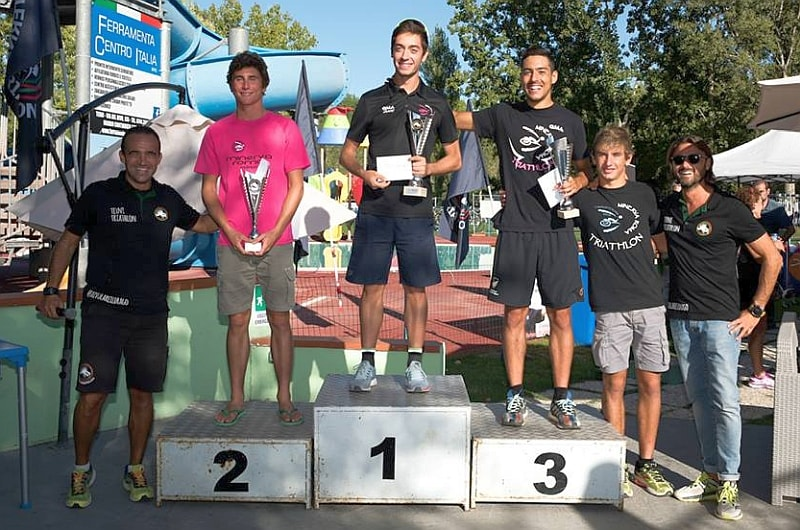 2017-09-17 Triathlon del Drago