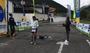 Arianna Valenti taglia per prima il traguardo del Triathlon Sprint Livigno 2017